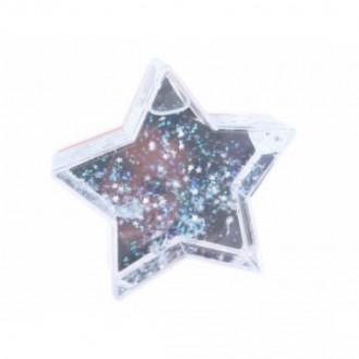 bola-nieve-forma-estrella-navidad-sekaisa