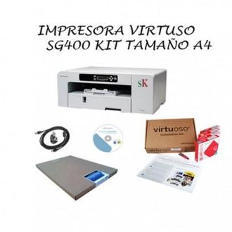 Impresora VIRTUOSO SG400....