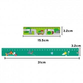 reglas-de-plastico-pack-10-unidades-oficina-y-colegio-sekaisa