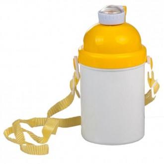 botellas-plastico-infantiles-tazas-y-recipientes-amarillo-sekaisa