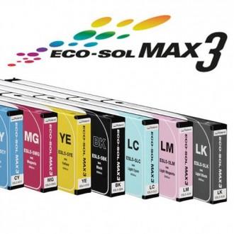 CARTUCHOS ECOSOL-MAX 3 500 ML