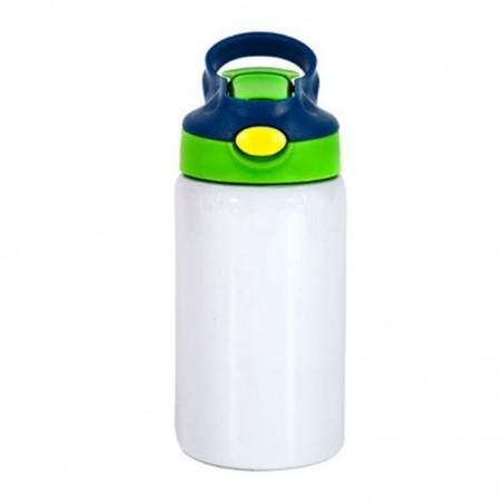 botella-de-acero-inox-para-ninos-con-tapa-350ml-verde-sekaisa